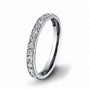 womens titanium ring beautiful wedding band for by With titanium womens wedding rings