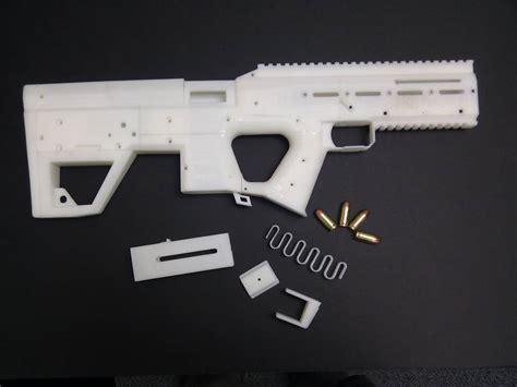 Prototyping a .45 SMG - The Firearm BlogThe Firearm Blog