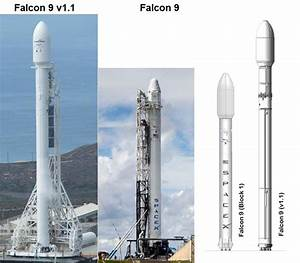 Falcon 9 V1.1 - Pics about space