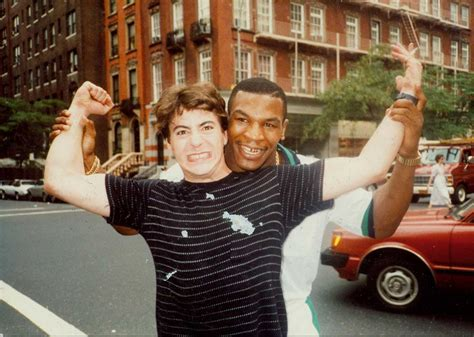 Mike Tyson & Robert Downey, Jr. (Mid-Late 80's ...