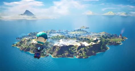 fortnite chapter  update released  story trailer shows