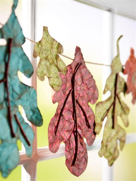 Herbstdeko Fenster Basteln Mit Kindern by Herbstdeko Zum Selbermachen Ideen Mit Natursch 228 Tzen