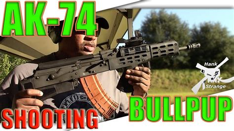 Century Arms Ak 74 5.45 X 39mm Bullpup Rifle