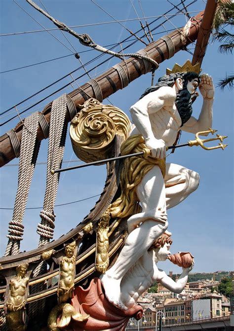 Ship Figurehead by Historic Sailing Ships