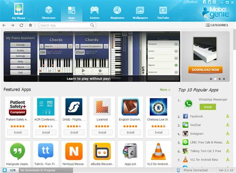 mobogenie android apps get top android for free with mobogenie