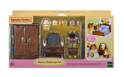 sylvanian families master bedroom sylvanian families room set 5039 master bedroom set 3 ebay 17450 | 5039 01