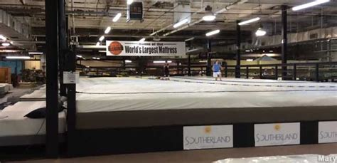 jefferson ga worlds largest mattress