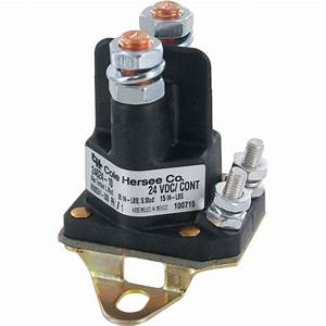 Cole Hersee Solenoid 24624