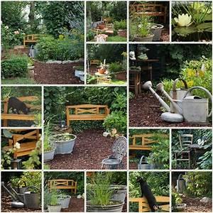 Sitzplatz Gestalten Garten : fence house design lawn ideen ~ Markanthonyermac.com Haus und Dekorationen