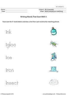 eflesl printables images worksheets nouns