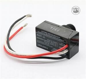 Outdoor Electric Resistor Photocell Light Control Sensor