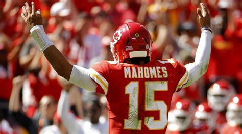 Chiefs, Royals, Patrick Mahomes