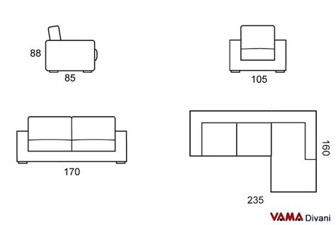 Size Of Loveseat by Corner Sofa Of Small Dimensions Custom Sizes Available
