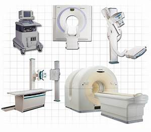MRI Coil, Contrast Injector, X-Ray, Ultrasound Probes ...