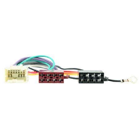 ct20ns04 wiring harness adaptor lead for nissan almera almera tino pc2 109 4 ebay
