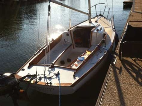 cape dory typhoon  nashville tennessee sailboat