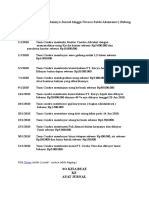 contoh soal dan latihan soal untuk jurnal khusus perusahaan dagang