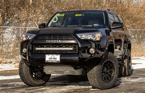 2016 Toyota 4Runner Off-Road Accessories