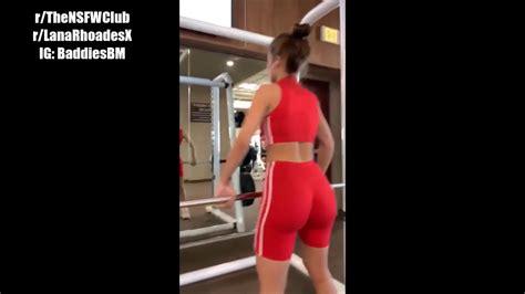 lana rhoades fitness workout sams health  fitness