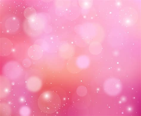 Pink Sparkle Background Free Vector Shinny Pink Background With Sparkles Vector