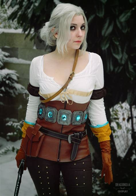 [top 20] Best Ciri Cosplay From The Witcher 3  Online Fanatic