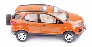 Buy Centy Ford EcoSport Pullback Car (Orange) Online In