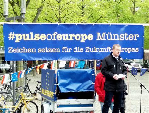 besuch bei pulse  europe muenster dr markus pieper