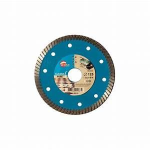 Disque Diamant 180 : disque 125 carrelage faience gr s c rame ~ Edinachiropracticcenter.com Idées de Décoration