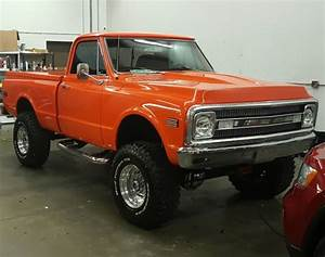 1970 chevy truck c20 not c10 4x4 for sale - Chevrolet C-10 ...