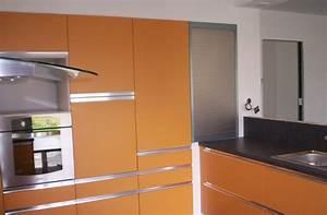 Rideau Cuisine Ikea : cuisine meuble rideau gnrique rideau de lames metalliques pour meuble de cuisine inox brosse ~ Teatrodelosmanantiales.com Idées de Décoration