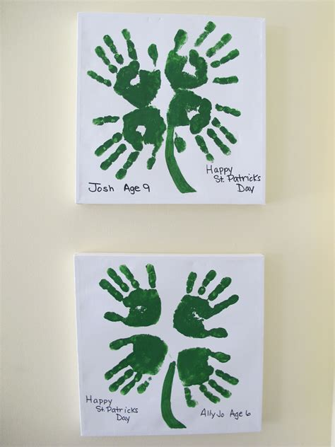 st patricks day crafts for preschoolers southern grace st s day inspiration 812