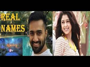 Real Names Of Paramavatar Shri Krishna Actors - YouTube