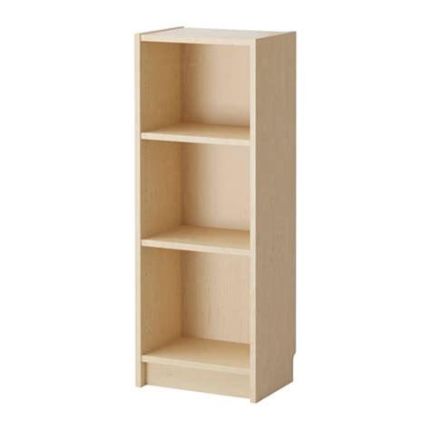 Ikea Small Bookcase by Billy Bookcase Birch Veneer Ikea