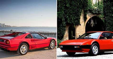 Auto, red, ferrari, fast, sport, sports car, speed, expensive, racing car, racing, vehicle, drive license: 10 Of The Finest 80s Ferraris That We Still Want Today | HotCars
