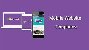 20 Free Responsive Mobile Website Templates 2018 OnAirCode