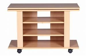 Hifi Möbel Design : fernsehschrank rollbar drehbar tv bank schrank m bel ~ Michelbontemps.com Haus und Dekorationen