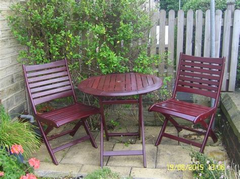 Buy Garden Table And Chairs by Folding Garden Chairs Second Garden Furniture Buy