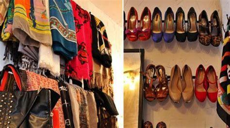 des rangements diy faciles et pas chers pour chaussures et 201 charpes