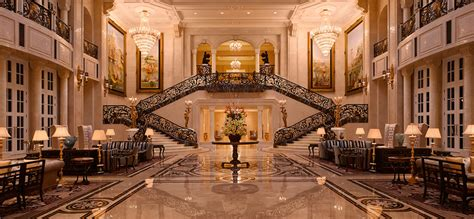 The Castle Hotel Arrival Lobby
