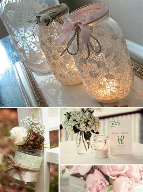 diy wedding ideas with mason jars diy mason jar wedding ideas 24 pics rustic wedding