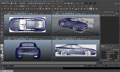 Design Car In Autocad