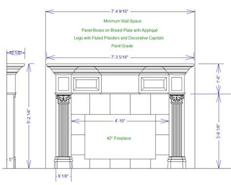woodwork plans wood mantels  house plans