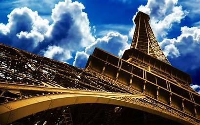 Paris Wallpapers Eiffel Tower Backgrounds Pc Louvre