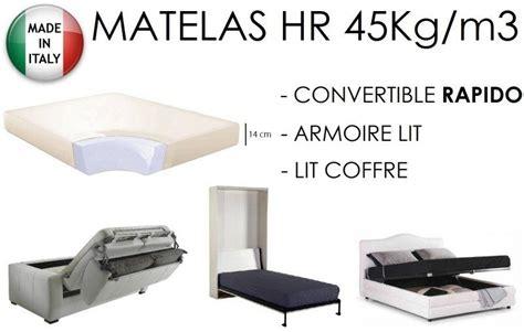 matelas pour canapé rapido matelas epaisseur 14cm pour canape convertible ouverture