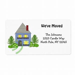 new home address shipping labels With home address stickers
