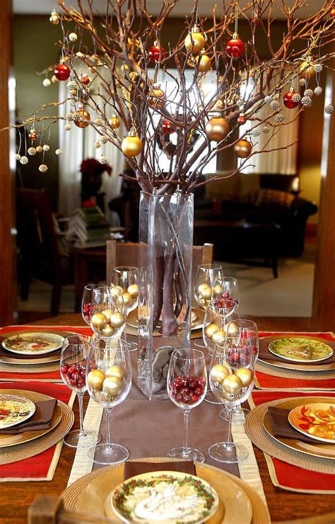 beautiful christmas centerpiece ideas