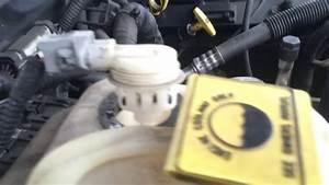 Jeep Coolant Level Sensor Replacement
