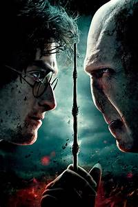 Harry Potter Deathly Hallows Part 2 iPhone 4 Wallpaper and ...