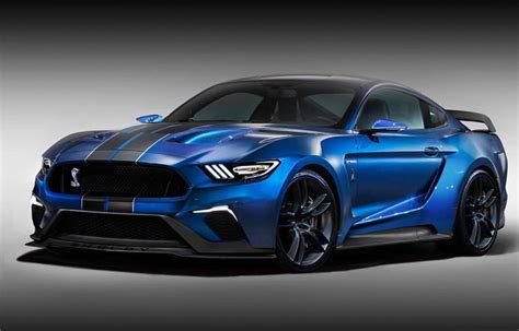 2019 Ford Mustang Gt500 Redesign And Price  Ford Cars News
