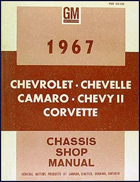 what is the best auto repair manual 1967 ford country user handbook 1967 chevy canadian repair shop manual impala ss caprice chevelle el camino camaro chevy ii nova